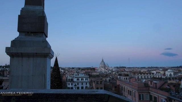 Questo è il 3°dei tre video in cui ho diviso le oltre 25.000 foto scattate all'alba, al tramonto, di notte o durante il giorno a Roma negli ultimi 4 mesi.