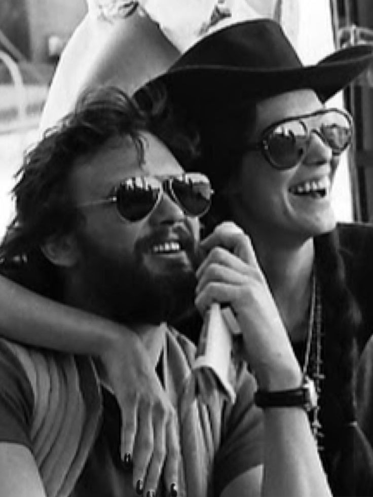 Rita Coolidge and Kris Kristofferson