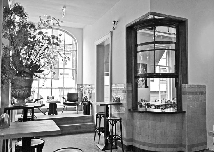 Nieuw Rotterdams Cafe, Witte de Withstraat, Rotterdam