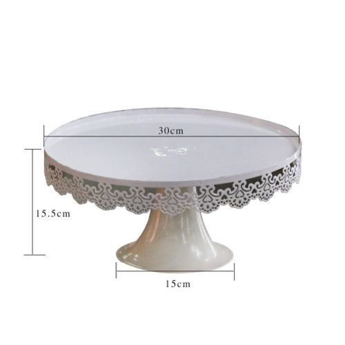 White-Metal-Moroccan-Style-Cupcake-Dessert-Platter-Stand-Wedding-Party-Didsplay