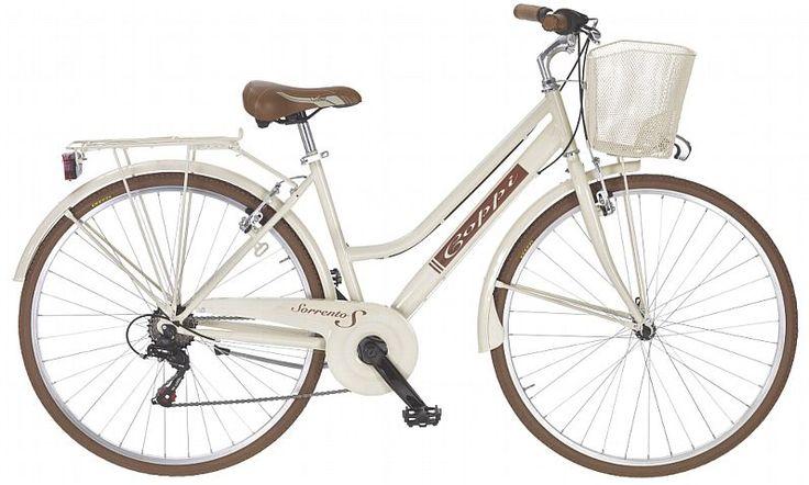 """28"""" Zoll Damen Trekking Fahrrad 6 Gang Coppi Sorrento Damenrad Trekkingrad Cityrad kaufen bei Hood.de"""