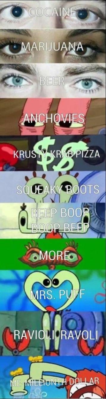 Who doesn't love Spongebob memes