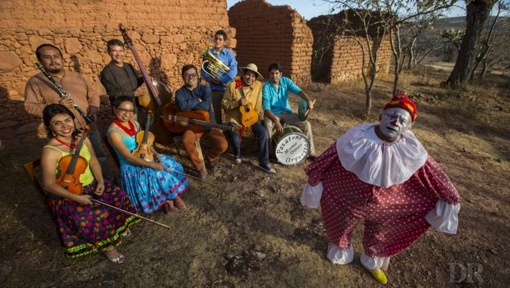 The circus music of Oaxaca's Pasatono Orquesta is magical - Public Radio International's The World June 26, 2014