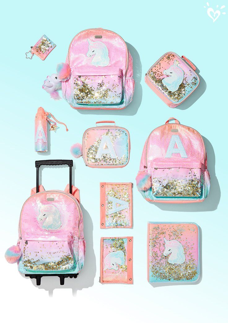 Everything She For Every Adventure Justice Backpacks Girl
