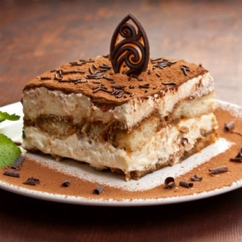 Cheesecake tiramisu | Recipes | Pinterest