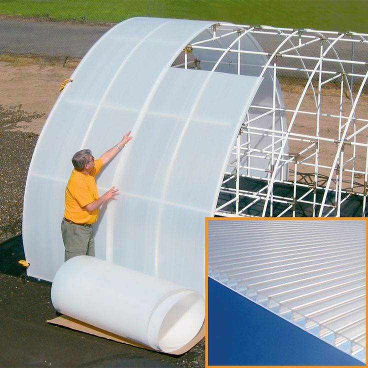 Solexx Pro Per Linear Foot Plastic Sheets Garden