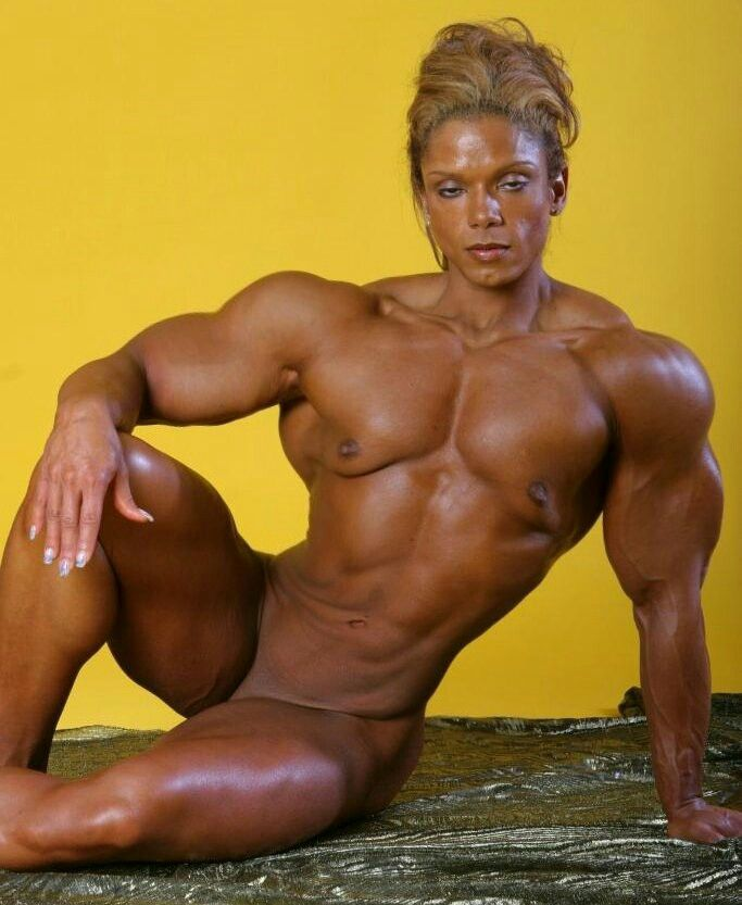 Have hit brandi mae akers muscle morph can help