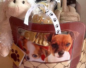 Dog gift basket!