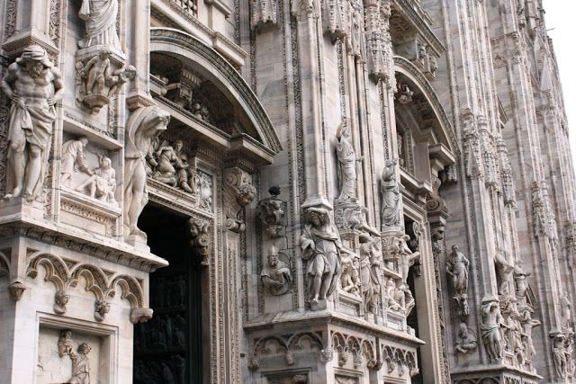 Catedral de Milão - Milan Cathedral