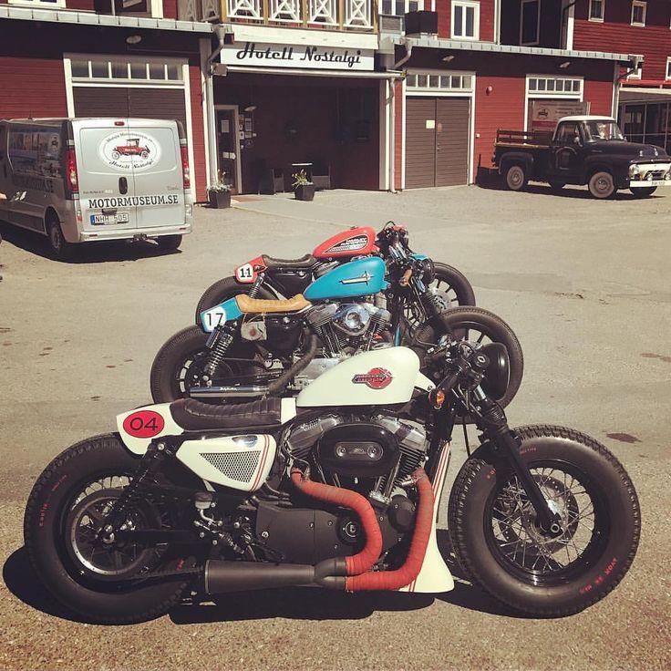 いいね!612件、コメント1件 ― epidemic_motorsさん(@epidemic_motors)のInstagramアカウント: 「CafeSportsters by Federico Motors harleydavidson 1200 and 883 seen by @federicomotors #motorcycle…」