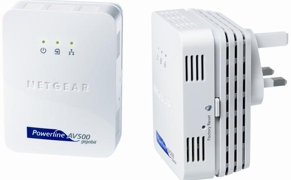 Netgear Powerline AV 500 - ethernet through the mains!