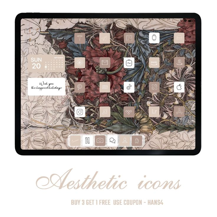 Aesthetic roses brown aesthetic aesthetic themes new iphone update google music screen icon app covers rose gold pink iphone icon. 500+ Neutral boho App Icons, Ios 14 icons, Neutral Beige ...