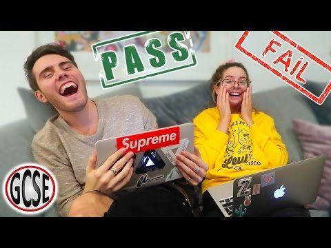 ZALFIE TAKE A GCSE EXAM (PASS OR FAIL) - YouTube