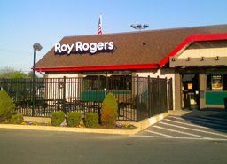 Roy Rogers Fast Food Locations