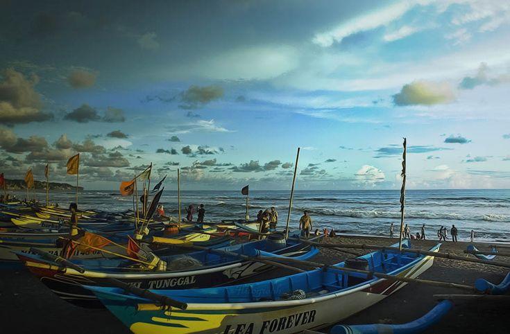 Pantai Depok - Yogyakarta