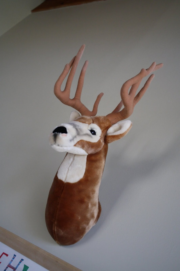 17 Best Images About Deer Animal Heads On Pinterest