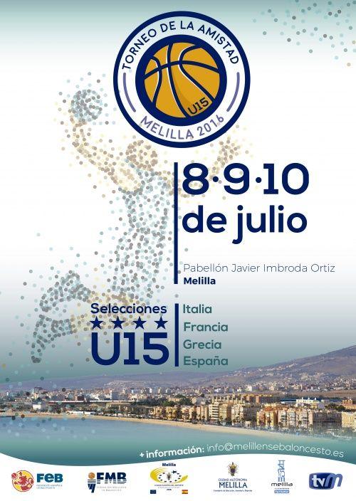 ΕΟΚ | Τουρνουά Φιλίας (Παμπαίδες): Ισπανία-Ελλάδα 94-43