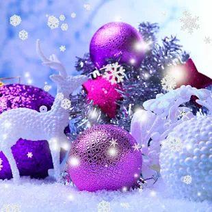 Crăciun Decorare Fundal– captură de ecran miniatură