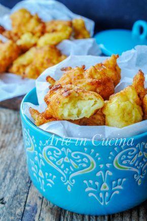 Bocconcini di patate e parmigiano