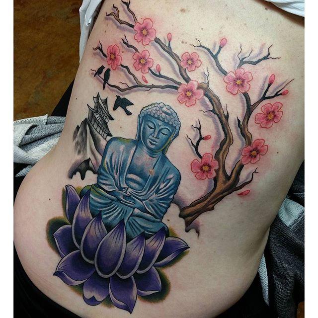 Les 298 Meilleures Images Du Tableau Tatouages Bouddhiste