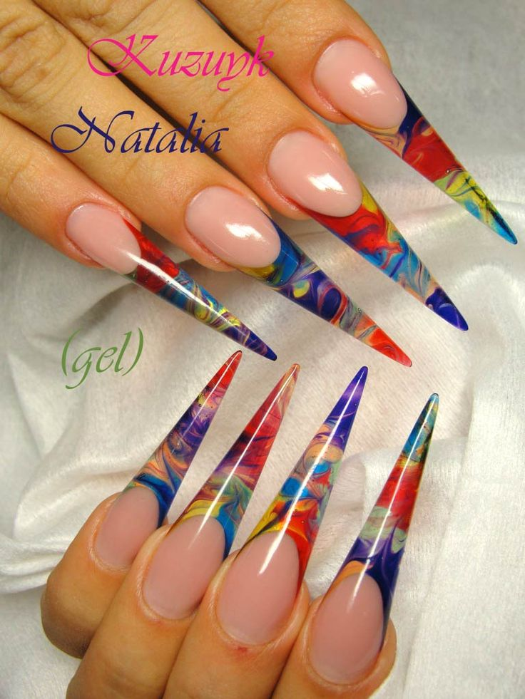 57 best Amazing Stiletto Nails images on Pinterest | Nail scissors ...