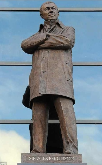 Sir Alex Ferguson - living legend