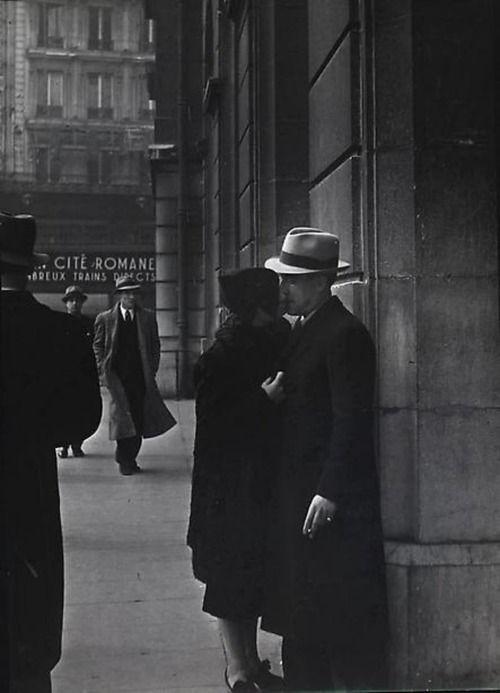 Brassaï  Paris ( 1937-38)