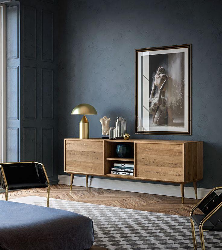 Paris 2020 callesella in un appartamento cittadino classico ma contemporaneo una madia