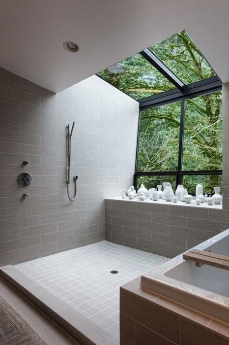 Hoke Residence, Skylab Architecture Inspiration : 10 Beautiful Bathrooms