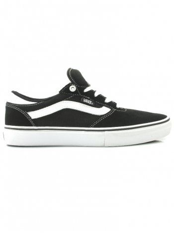Vans Gilbert Crockett Shoes - Black/White The Gilbert Crockett Shoe from Vans Suede Upper Ultracush HD impact cushioning.  Duracap fused rubber.
