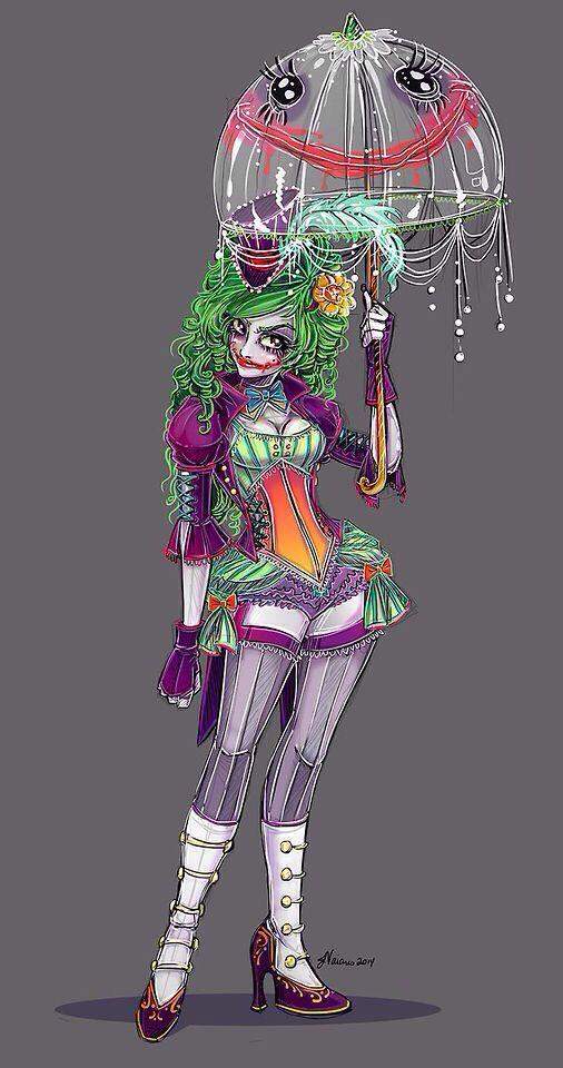 Joker or Duela Dent