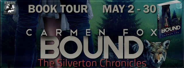 The Book Junkie's Reads . . .: Virtual Tour - Bound (The Silverton Chronicles, #2) by Carmen Fox