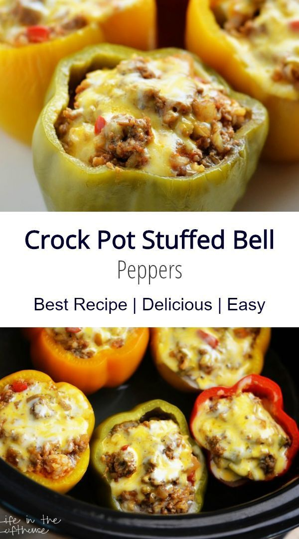 You Won T Regret These 9 Stuffed Bell Pepper Recipes Howtoallergy In 2020 Recipes Peppers Recipes Stuffed Peppers