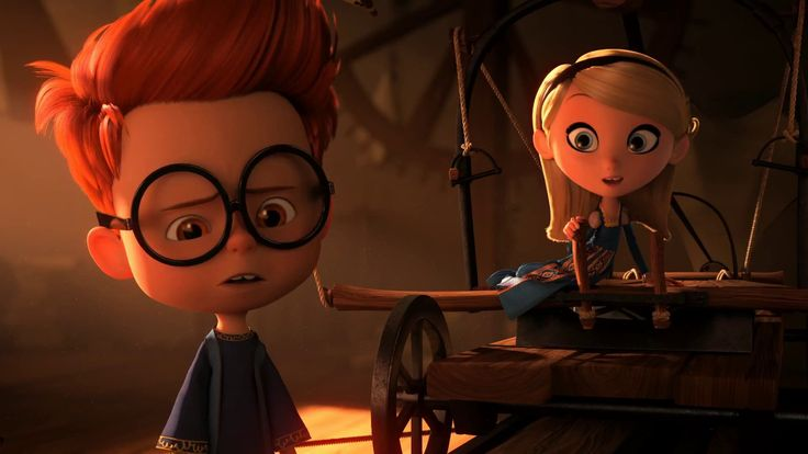 Mr. Peabody and Sherman | Mr.Peabody,and Sherman ... Mr Peabody And Sherman Penny And Tut