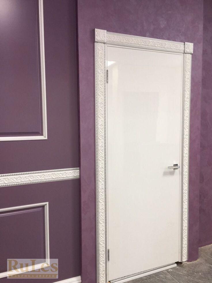 """Модель """"Модерн"""" в отделке """"высокий глянец"""" http://ru-les.ru/modern-1.html #межкомнатные #двери #рулес #интерьер"""
