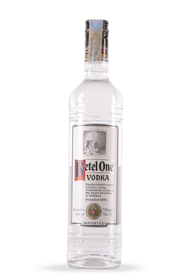 Vodka Ketel One, The Original Distilling (0.7L) - SmartDrinks.ro