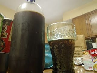 HOME MADE ROOTBEER!!! Can I get a what, what? Just like my grandma made for me
