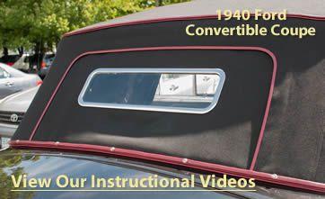 LeBaron Bonney Company - Antique Auto Upholstery, Seat Covers, Panel Covering, Interiors Kits - Amesbury, MA