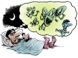 Kenali Pemicu Mimpi Buruk Anda