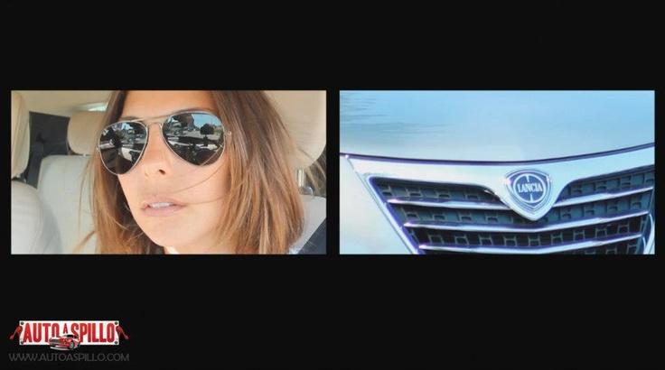 Test drive della nuova Lancia Ypsilon 5 porte. Il video: http://www.youtube.com/watch?v=0o_mtT8jKFE La protagonista è Alessandra Rossi, che oltre ad essere una mamma è anche una racer!