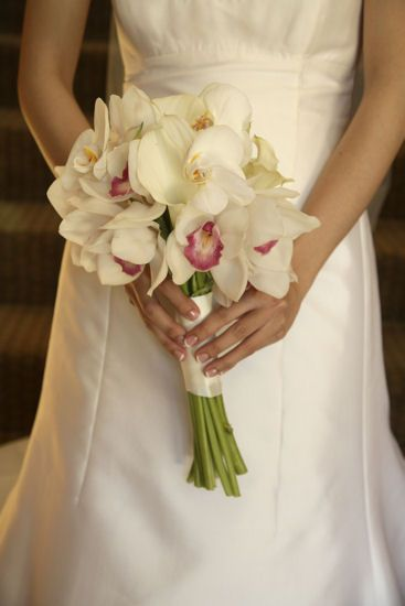 Orchid Wedding Bouquets | Beautiful Orchid Wedding Bouquets | Home Designs and Furniture Gallery