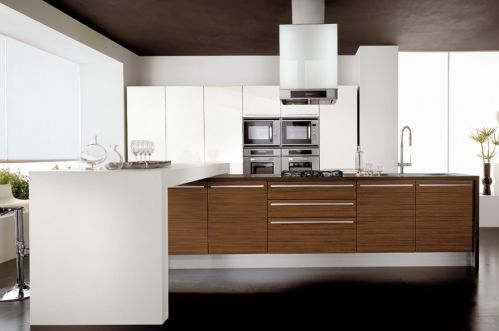 28 Gorgeous Contemporary Kitchen Designs by Cucine Lube