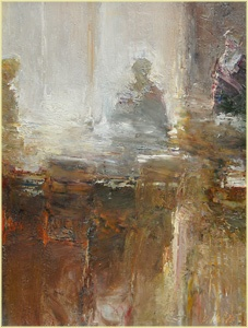 Dan McCaw  i so love his work You must see these paintings in person. They are very three dimensional.