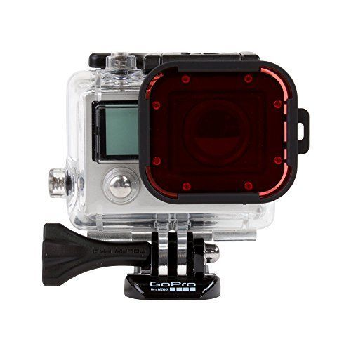 PolarPro Red Filter-For GoPro 60M Dive Housing - http://allcamerasportal.com/polarpro-red-filter-gopro-60m-dive-housing/