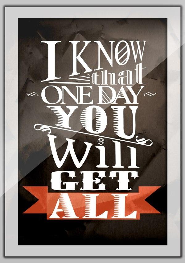 Nicky's Posters by Nikita Akpanov, via Behance