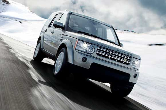 Ficha Tecnica Completa Do Land Rover Discovery Hse 3 0 V6 Turbo