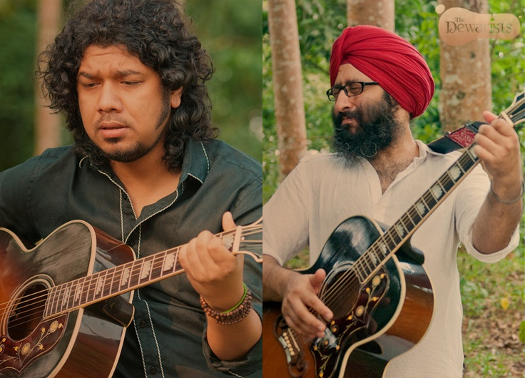 A blend of Papon's sufi-tinged music with Rabbi Shergill's Punjabi sounds in S01E06 'Khule Da Rabb'.