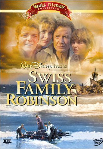 1960s movies | Thema: Swiss Family Robinson (1960)