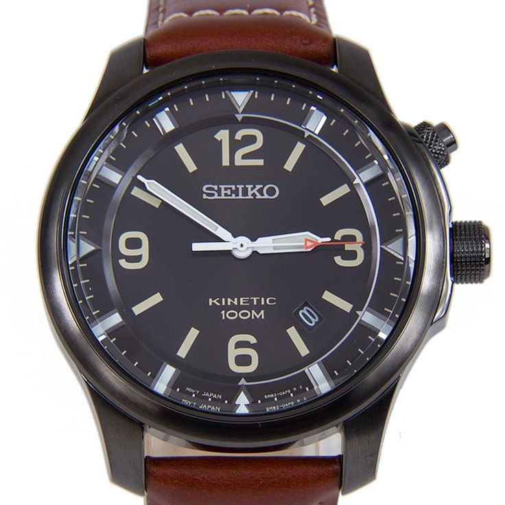 Chronograph-Divers.com - Seiko Kinetic Black Dial Luminous Hands Numeral Markers Male Casual Watches SKA691P1 SKA691, $160.00 (https://www.chronograph-divers.com/seiko-kinetic-black-dial-luminous-hands-numeral-markers-male-casual-watches-ska691p1-ska691/)