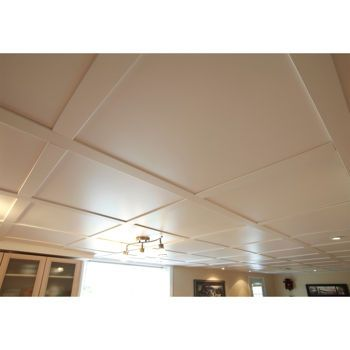 SnapClip Suspended Ceiling System